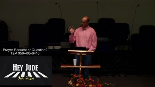 Our Hope: Dr. Benjamin Karner, FBC Laredo