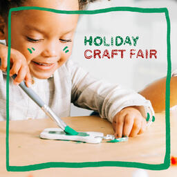 Holiday Craft Fair  PowerPoint image 6