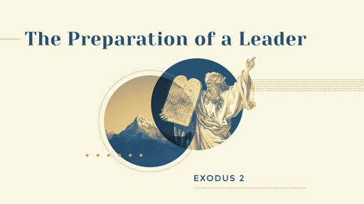 The Preparation of a Leader