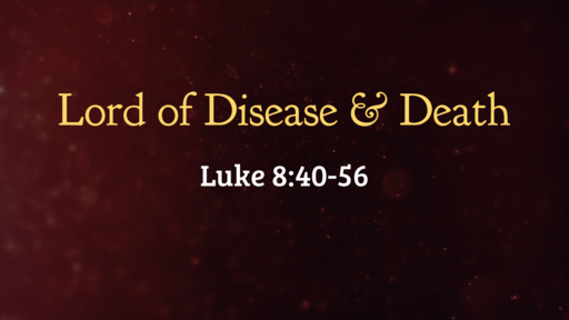 Lord of Disease & Death