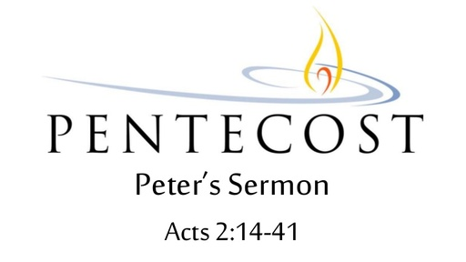 Peter's Pentecost Sermon