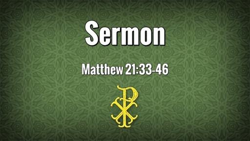 2020-10-04 - 18 Pentecost (Proper 22A)
