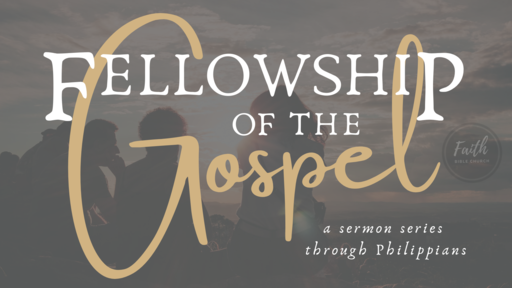 Philippians 1:27–30 - An Ordinary Allegiance (Part Two)