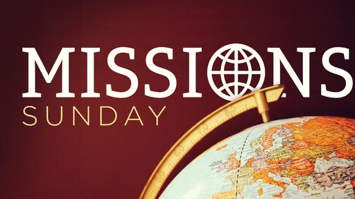 2020 Missions Sunday