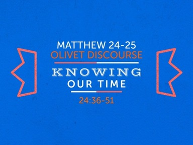Knowing Our Time