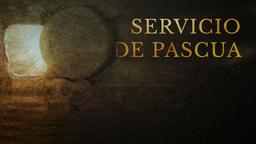 Risen servicio de pascua anuncio 16x9 PowerPoint Photoshop image