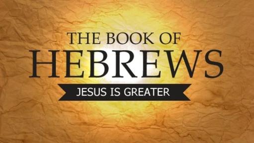 66/52 - Week 35 Hebrews