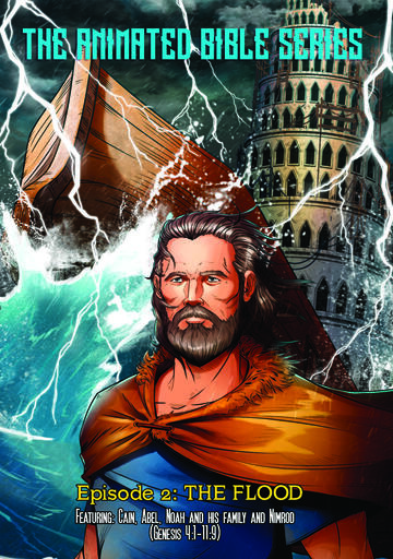 The Animated Bible Series: The Flood