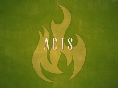 Acts Overview