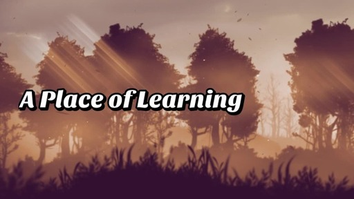 A Place Of Learning