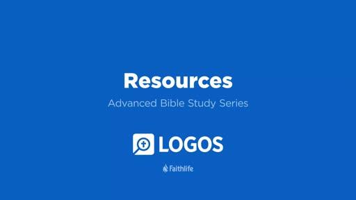 1. Resources