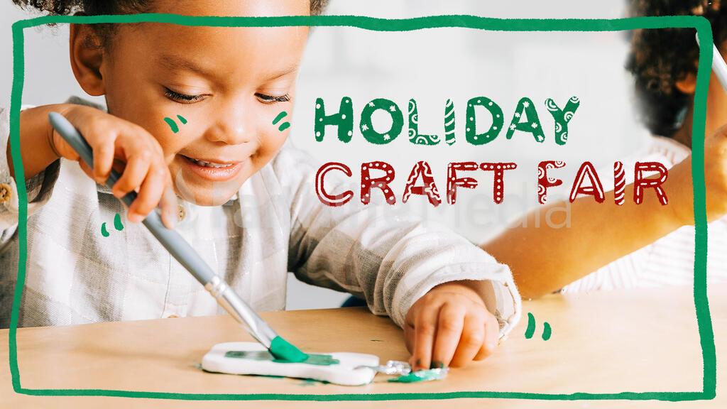 Holiday Craft Fair large preview