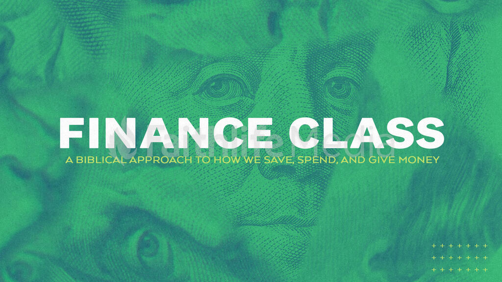 Finance Class Green large preview