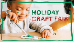 Holiday Craft Fair  PowerPoint image 1