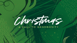 Christmas Generosity  PowerPoint image 1