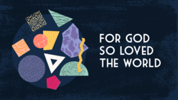 For God So Loved The World  PowerPoint image 1