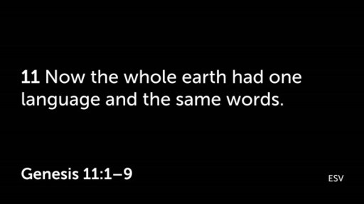 TTB: The Flood (Genesis 6-9)