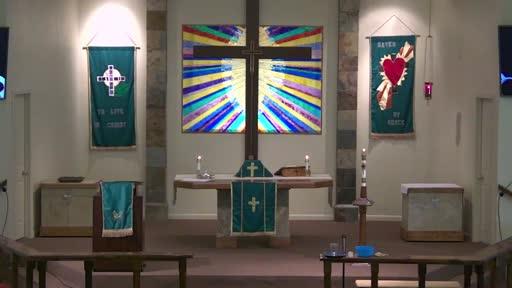 Oct. 11,  '20 Peace... in Christ Jesus