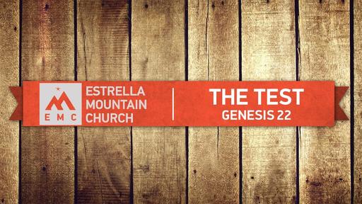 THE TEST (SERMON AUDIO)