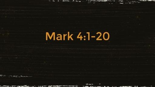 Mark 4:1-20