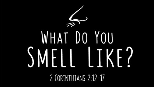 What Do You Smell Like? (2 Corinthians 2:12-17)