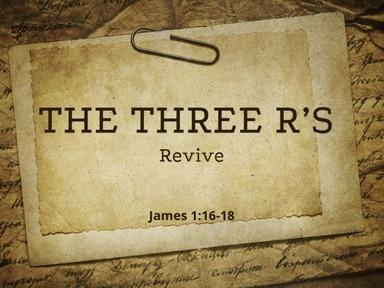 The Three R's (3)