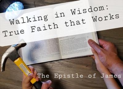 James 1:6-8 - Asking in Faith