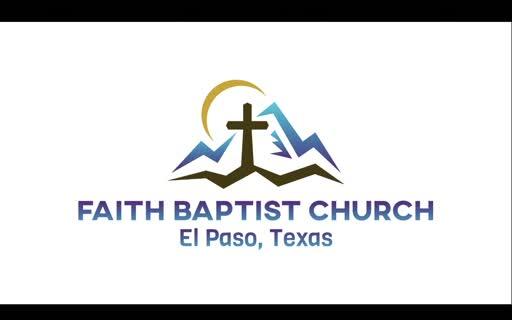 October 11, 2020 Evening Service