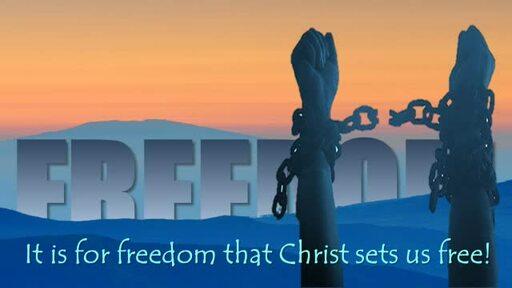Bondage or Freedom