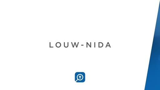 Louw-Nida