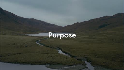 020820 Communion - Simon Chaffer - Purpose