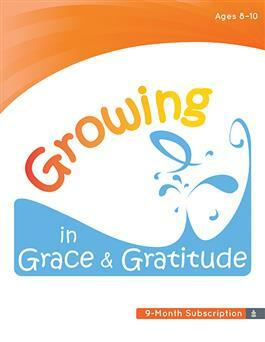 Ages-8-10-Leader Material Growing In Grace