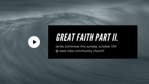 Great Faith II