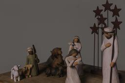 The Nativity Scene  image 1