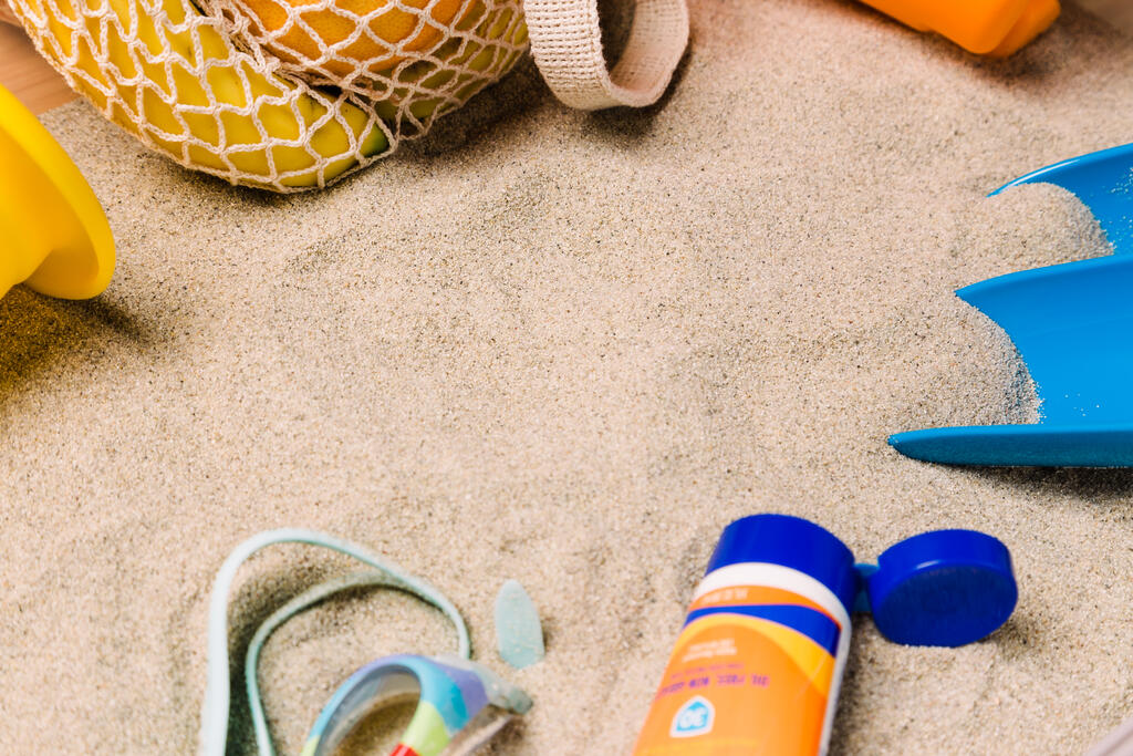 Beach Day Supplies large preview
