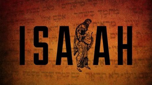 Isaiah Intro