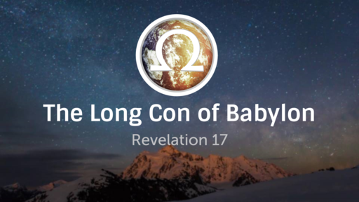 The Long Con of Babylon