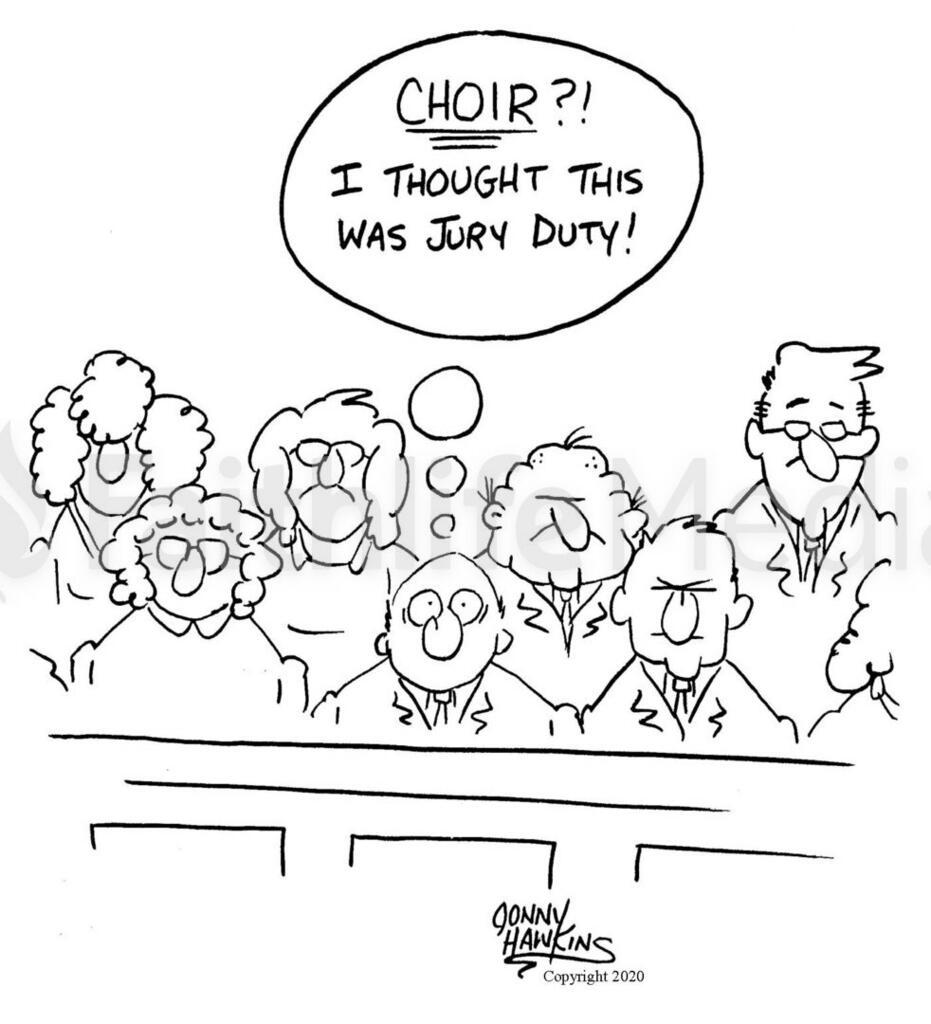 Choir large preview