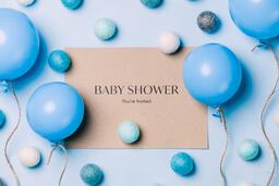 Boy Baby Shower Invitation  image 4
