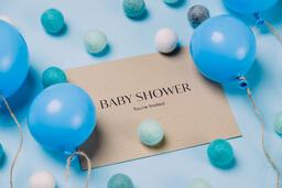 Boy Baby Shower Invitation  image 3
