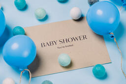Boy Baby Shower Invitation  image 7