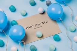 Boy Baby Shower Invitation  image 6