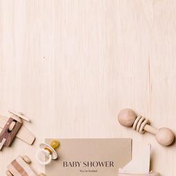 Baby Shower Invitation  image 2