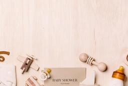 Baby Shower Invitation  image 1