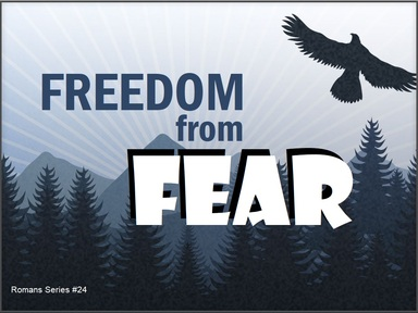 2019-10-06 Freedom from Fear - No Separation - #24