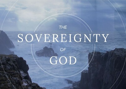 2019-11-03 The Sovereignty of God - #25