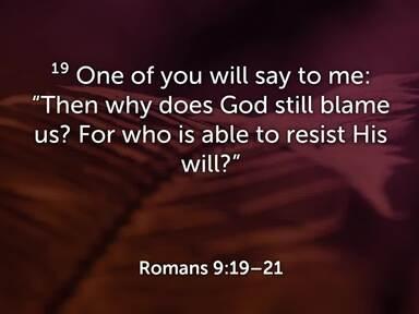 2019-11-24 Did God Make a Mistake (pt3) - #28