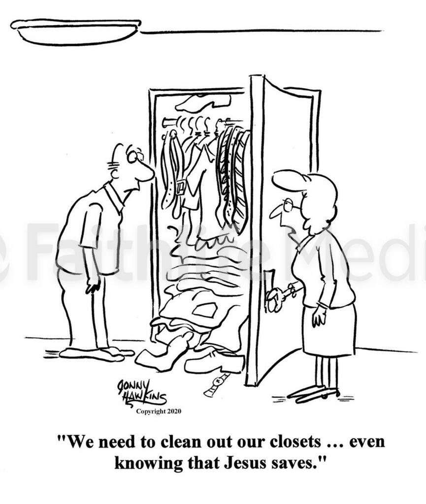 Clean Closets large preview