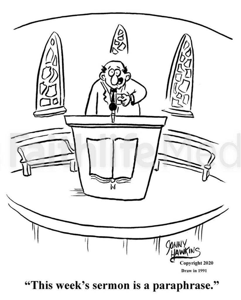 Short Sermon large preview