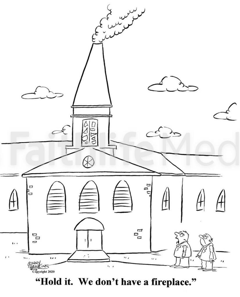 Smokey Steeple large preview